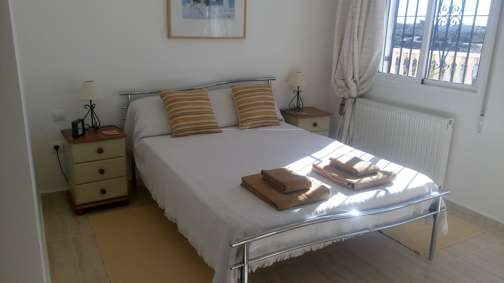 Wheelchair Friendly Bed and Breakfast in Almeria
