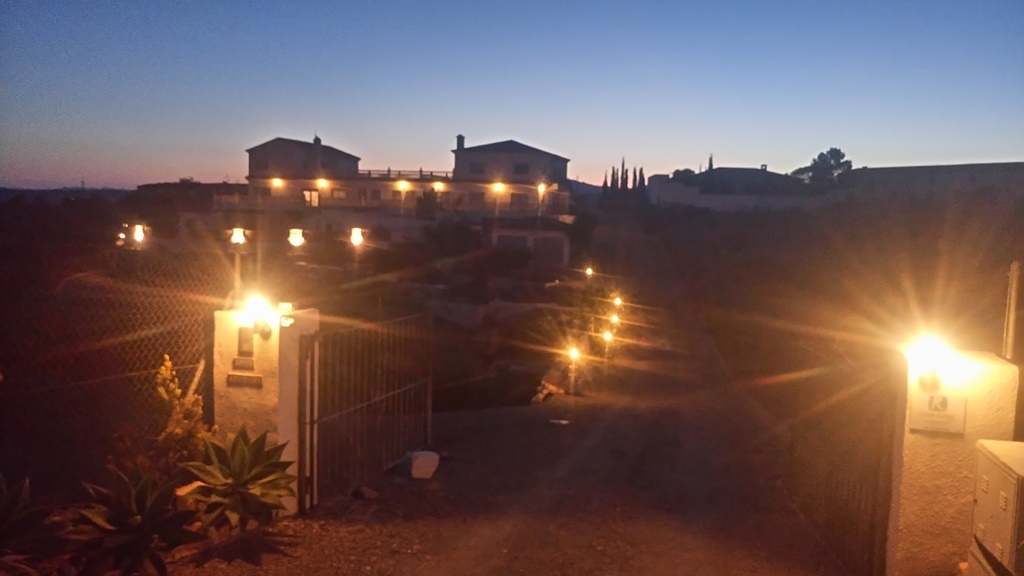 Casa Barranca Holiday Apartments in Almeria