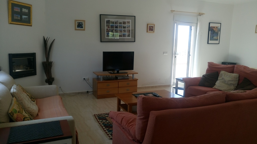 Casa Barranca Holiday Apartment in Huercal Overa