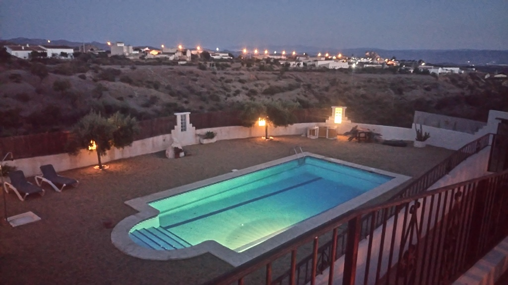 Casa Barranca Bed and Breakfast in Almeria